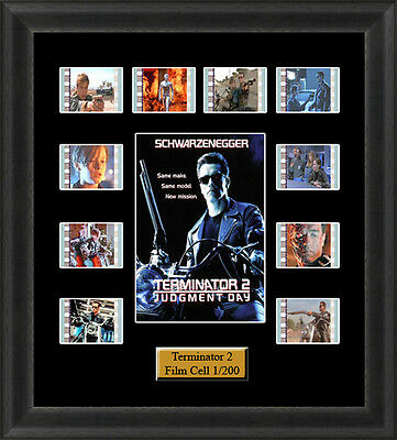 Terminator 2 Judgment Day (1991) Film Cells FilmCells Movie Cell Presentation