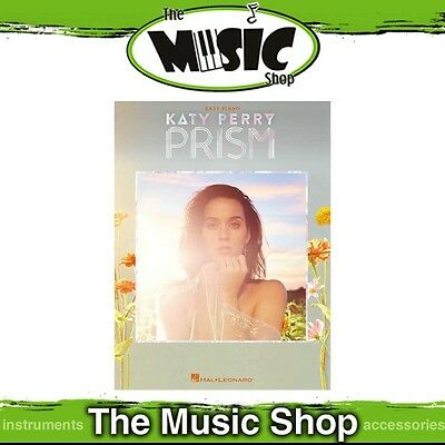 New Katy Perry Prism Music Book for Easy Piano