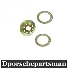 Porsche 911 / 914 Alternator Pulley(1) (Single 96 mm) + Shims(2)  OEM   NEW #NS