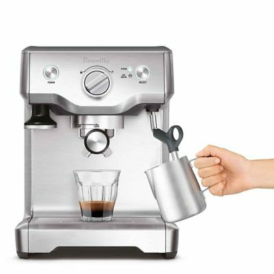 Breville BES810BSS the Duo-Temp™ Pro Coffee Machine