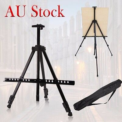 OZ L Drawing Board Artist Easel Sketch Painting Adjustable Tripod Display Stand