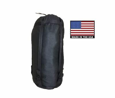 US Military MSS Compression Stuff Sack  -  6 Strap  -  Very Good w/Flaws