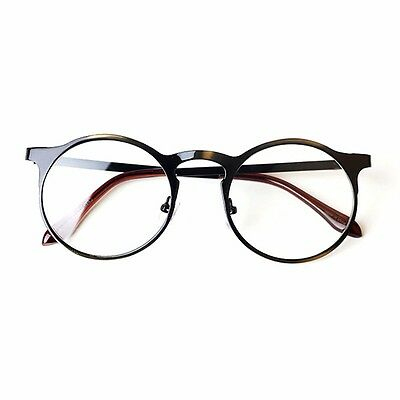 1920s vintage eyeglasses oliver retro 13R0 gold eyewear kpop peoples findhoon