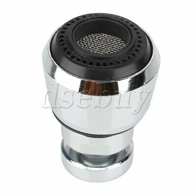 360° Swivel Kitchen Water Saving Tap Aerator Internal Thread Faucet Diffuser