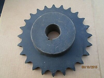 "Martin Sprocket & Gear 80BS24 1 7/16, 80BS241 7/16, 1 7/16"" Finished Bore"