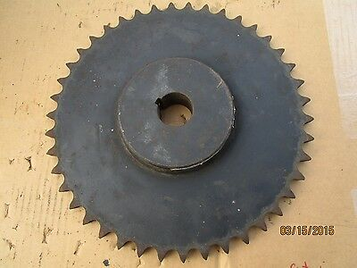 "Martin Sprocket & Gear 60BS42 1 1/4, 60BS421 1/4,1 1/4"" Finished Bore"