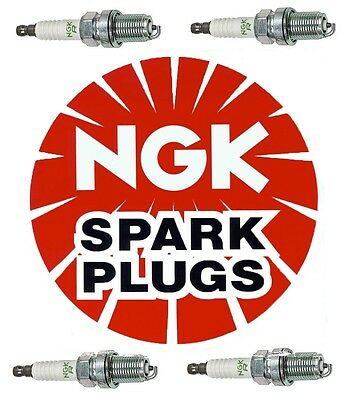 OEM Quality Made In Japan Set of 4 Copper Spark Plugs 6953/BKR5E-11