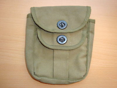 Orignal US ARMY Pouch - Old - Oilve - Canvas