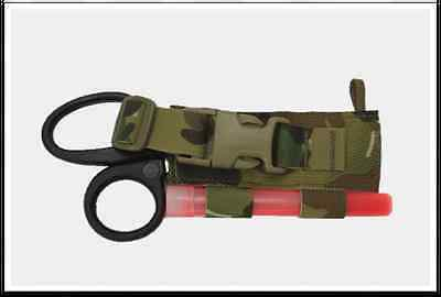 AAT Multicam Pouch Medic 7'' Shear EMT Cyalume MOLLE Crye Spec USA Made