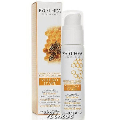 Anti-Wrinkle Eye Contour Cream Bee Venom 30ml Special Care Byotea ® Antirughe