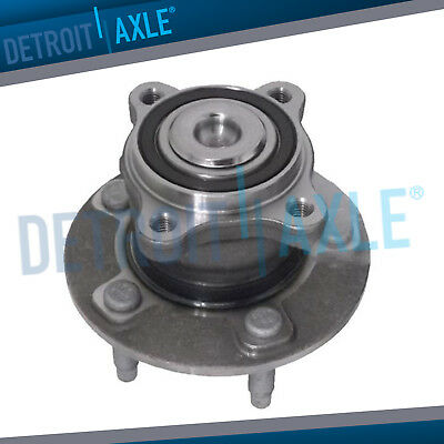 Rear Wheel Bearing & Hub Assembly for FWD 13-16 Buick Encore Chevy Sonic Trax