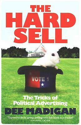 The Hard Sell by Dee Madigan Paperback Book (English)