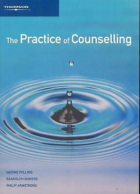 NEW The Practice of Counselling by Nadine Pelling Paperback Book Free Shipping
