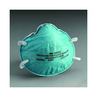 3M 1860S N95 Particulate Respirator Surgical Face Mask Small 20/Bx