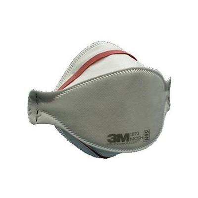 3M 1870 N95 Particulate Respirator Surgical Face Mask Flu Virus Protection 20/Bx