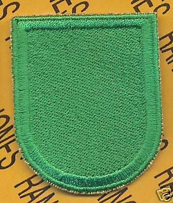10th Special Forces Airborne SFGA Beret Flash patch 1-A