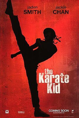 THE KARATE KID 2010 11x17 PROMO MOVIE POSTER
