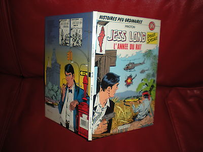 Jess Long N°16 L'annee Du Rat - Edition Originale 1991