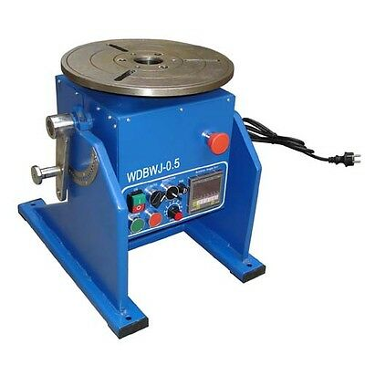 WDBWJ-0.5 50kg Welding Automatic Positioner for Mig/Tig Welder Positioner 220V Y
