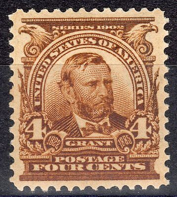 US # 303 (1893) - 2c - MNH (OGnh) - Grade:95/98 with 'Expertizing Certificate'
