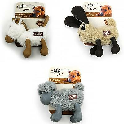All For Paws Lamb Cuddle Country Animal Dog Puppy Plush Soft Toy 20cm