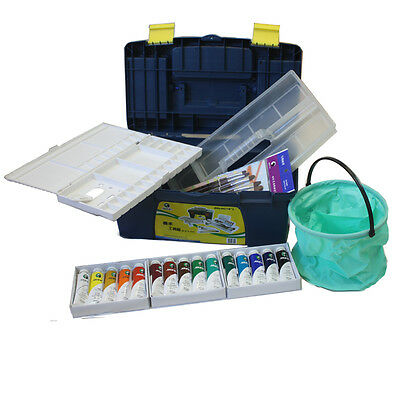 Marie's Gouache Color Artist Paints Combo Set