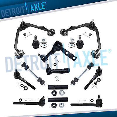 Brand New 14pc Complete Front Suspension Kit for Ford F-150 & Expedition 2WD RWD
