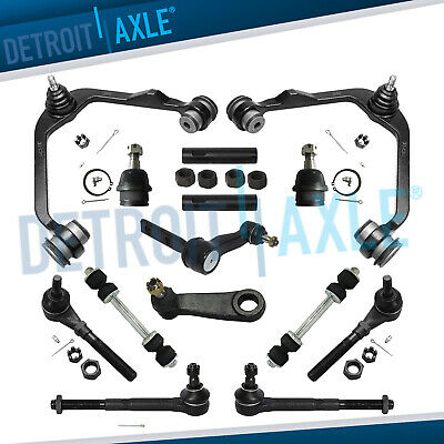 Brand New 16pc Complete Front Suspension Kit - Ford F-150 & Expedition  2WD RWD