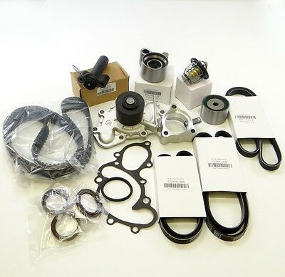 Timing Belt Kit With Water Pump 3.4L V6 5VZFE Toyota Tundra 4Runner T100 Tacoma