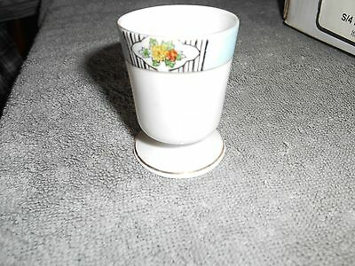 TOOTH PICK HOLDER / EGG CUP - NORITAKE