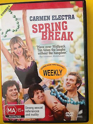 Spring Break - DVD - Carmen Electra