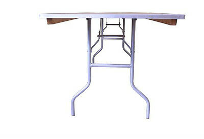 "16 Wood 30""X96"" Folding Tables Commercial Dining Rental Dinner Party Event Table"