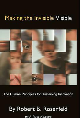 Making the Invisible Visible by Robert Rosenfeld (English) Paperback Book Free S