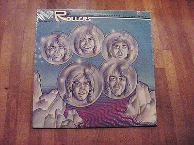 SEALED: Bay City Rollers – STRANGERS IN THE WIND – Arista 4194 Original