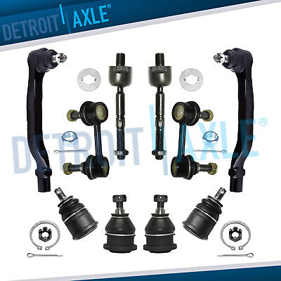 Brand New 10pc Front Suspension Kit- 1998-2003 Honda & Acura Accord / CL /TL