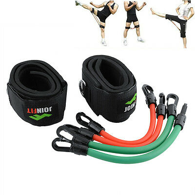 Power Kick Training Weight Thai Punch Running Resistance Kinetic Tube Bands
