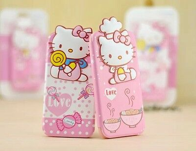 """Hot Cute Hello Kitty PU Leather Flip Wallet Case For iPhone 5 6 4.7"""" 6 Plus 5.5"""