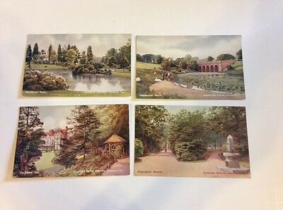 Beautiful Antique Lot England Great Britain Early 1900's Postcards GB2