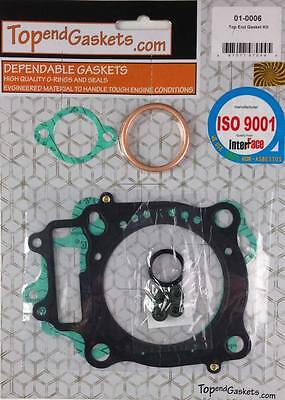 Top End Head Gasket Kit Honda CRF250R 2004-2007 CRF250X 04-15