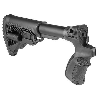 FAB Defense MOSSBERG 500 Collapsible BUTTSTOCK Stock all Colors AGM500 FK
