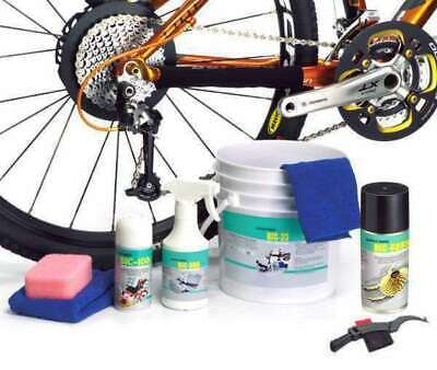 Bike Bicycle Service Maintenance Cleaner Kit