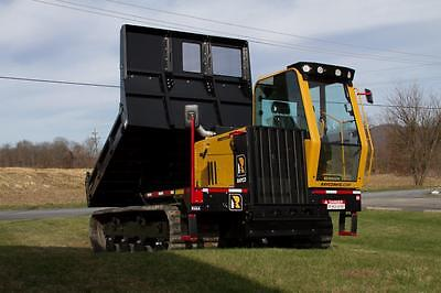 2015 Rayco Rct150 New Track Dump Truck, Cummins Diesel, Made In Usa