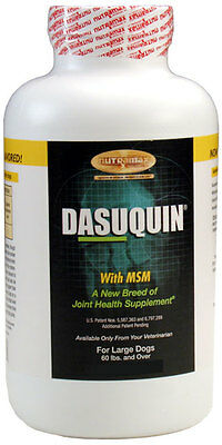 Dasuquin for Large Dogs with MSM (84 Chew Tabs)