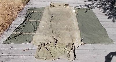 U.S. Navy 1935 Bed Roll Military Original Item