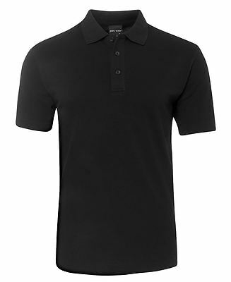 Men's Polo T Shirt Adult Plain Blank Casual Short Sleeves Top | Plus Size S-7XL