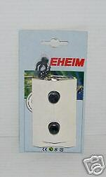 EHEIM 4013050 - 9mm SUCTION CUP/ PIPE CLIP x 2. AQUARIUM FILTER
