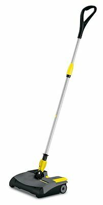 "Karcher EB 30/1 Electric Broom Commercial Cordless Electric Broom Sweeper 12"", 1"