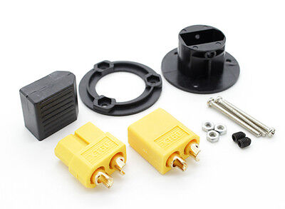 New XT60 Panel Mounting Kit US End