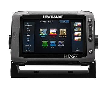 Lowrance Hds-7m Gen2 Touch Insight Chartplotter