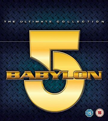 Babylon 5: The Complete Collection + The Lost Tales (DVD) (C-15)